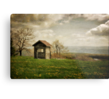 Room With A View Metal Print