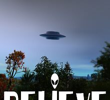 BELIEVE by mdkgraphics