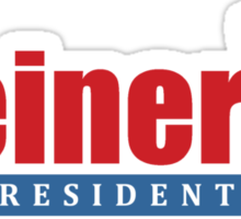 Weiner 2012 Inches Sticker