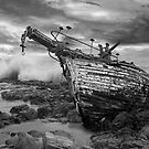 THE STORM B&W by Mugsy
