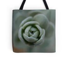 Succulent Rose Tote Bag