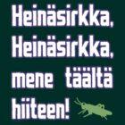 Heinasirkka by LTDesignStudio