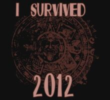 I Survived 2012 by mdkgraphics