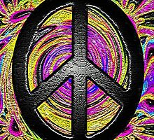 Peace Used To Matter by Deborah Lazarus