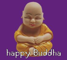Happy Buddha by stixcreatur