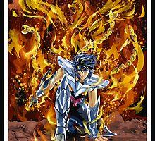 The Rise of Ikki The Phoenix by elangkarosingo