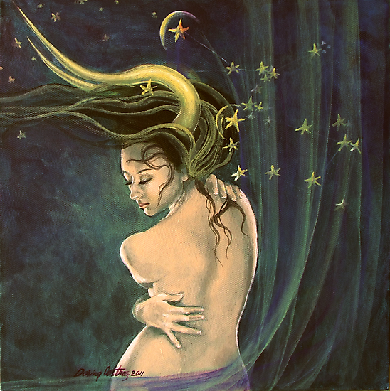 """Taurus"" - ...from ""Zodiac signs"" series by dorina costras"