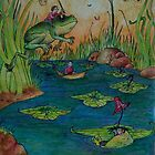 Pixie Pond by Peter Maudsley