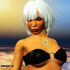 XMen Storm by Junior Mclean