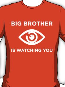 Big Brother is Watching You - Dark T-Shirt