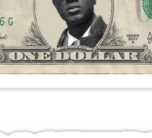 Aloe Blacc I need a dollar lyrics with twist Sticker