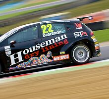 BTCC Tom Boardman @ Paddock Hill by Mark Greenwood