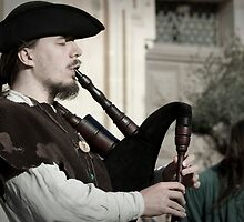 The Piper by mariocassar