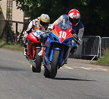 Irish Road Racing by Nigel Bryan