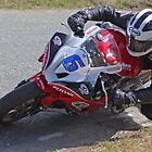 William Dunlop @ Skerries 100, 2008 by Nigel Bryan