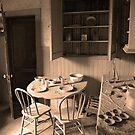 Bodie California ( Interior) by Nick Boren