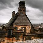 The Argyle Tower, Edinburgh Castle by Christine Smith