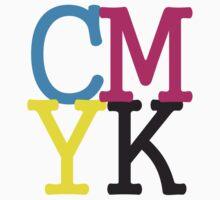 CMYK Kids Clothes