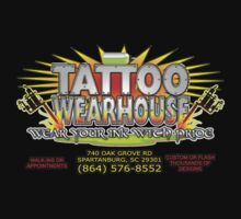 Tattoo Wearhouse by Kowulz