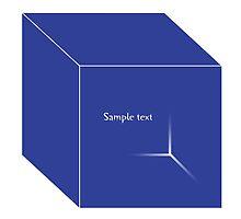 cube illustration by Laschon Robert Paul