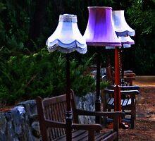My Granny had a lamp like that by myraj