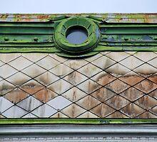 Gorgeously Green by Celia Strainge