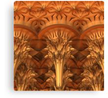 Fractal Architecture Canvas Print