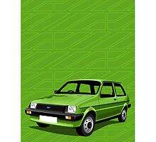 Austin Metro Illustration by Autographics