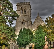 St John the Evangalist Stanmore by Chris Thaxter