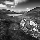 View of a Thousand Years BW by Andy Freer