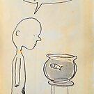 something fishy by Loui  Jover