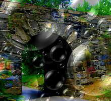 Stones & Bubbles, Oh Yeah... by Debbie Robbins