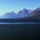Jackson Lake - Grand Teton National Park, Teton County, WY by Rebel Kreklow