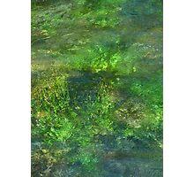Watercolor Photographic Print