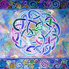 Celtic Triptych Part one by Lynne Kells (earthangel)
