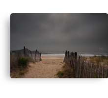 Dewey Beach, Delaware 2011 Canvas Print