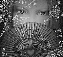 The Fan Silked by Cynthia Lund Torroll