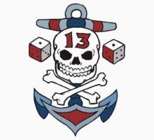 Skull & Crossbones by Zehda