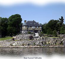 St. Lawrence Seaway/Thousand Islands #4 by Rose Santuci-Sofranko