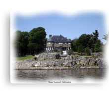 St. Lawrence Seaway/Thousand Islands #4 Canvas Print