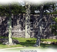 St. Lawrence Seaway/Thousand Islands #10 by Rose Santuci-Sofranko