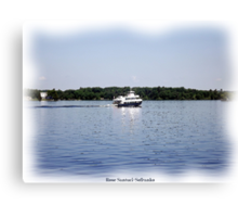 St. Lawrence Seaway/Thousand Islands #15 Canvas Print
