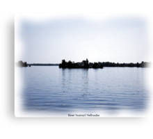 St. Lawrence Seaway/Thousand Islands #16 Canvas Print
