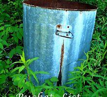 Bucket List... by linmarie