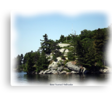 St. Lawrence Seaway/Thousand Islands #28 Canvas Print