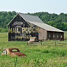 Old Shed Mail Pouch Tobacco by MotherNature