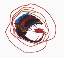 Pac Monster by SOPHIAandLOLA