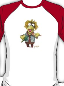 Firefrog (Firefly / The Muppets) - Wash / Wembley Fraggle T-Shirt