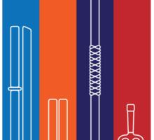 Leonardo, Michelangelo, Donatello, Raphael - Stripes Sticker