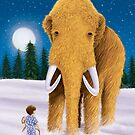 Woolly Mammoth Dream by amalou